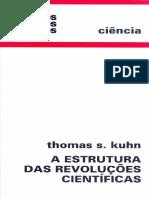 A Estrutura das Revolucoes Científicas - Thomas S. Kuhn.pdf