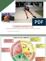 Clase Carbohidratos y Lípidos TECNOLOGÍA