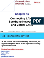 Connecting LANs