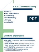 Dimensions of e-commerce Security - Integrity.ppt