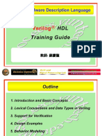 Docslide.net Verilog Hdl Training Guide