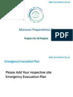 Mansoon Plan