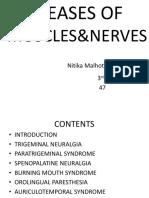 Diseases of Muscles n Nerves