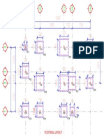 Footing Layout