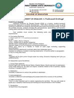 Portfolio Making Guidelines