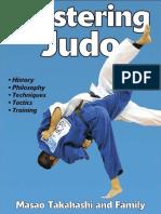 - Masao Takahashi and Family. Mastering Judo .pdf