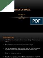 Division of Bangal