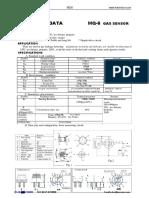 20 Datasheet Mq-6