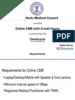 TNMC online CME registration