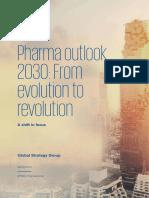 Pharma outlook