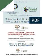 Xieguazinsa Presentación Bicentenario 1819 - 2019