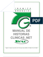 Manual de Historias Clinicas Net Syac