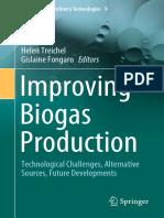 improving biogas production