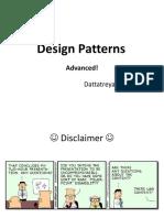 Design Patterns - Advanced