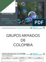 Giselle Mariana Gamboa Velasquez-grupos Armados y Narcotráfico