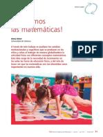 Activemos las matemáticas (Uno)