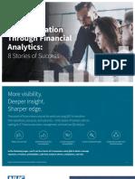 Business Transformation Through Financial Analytics