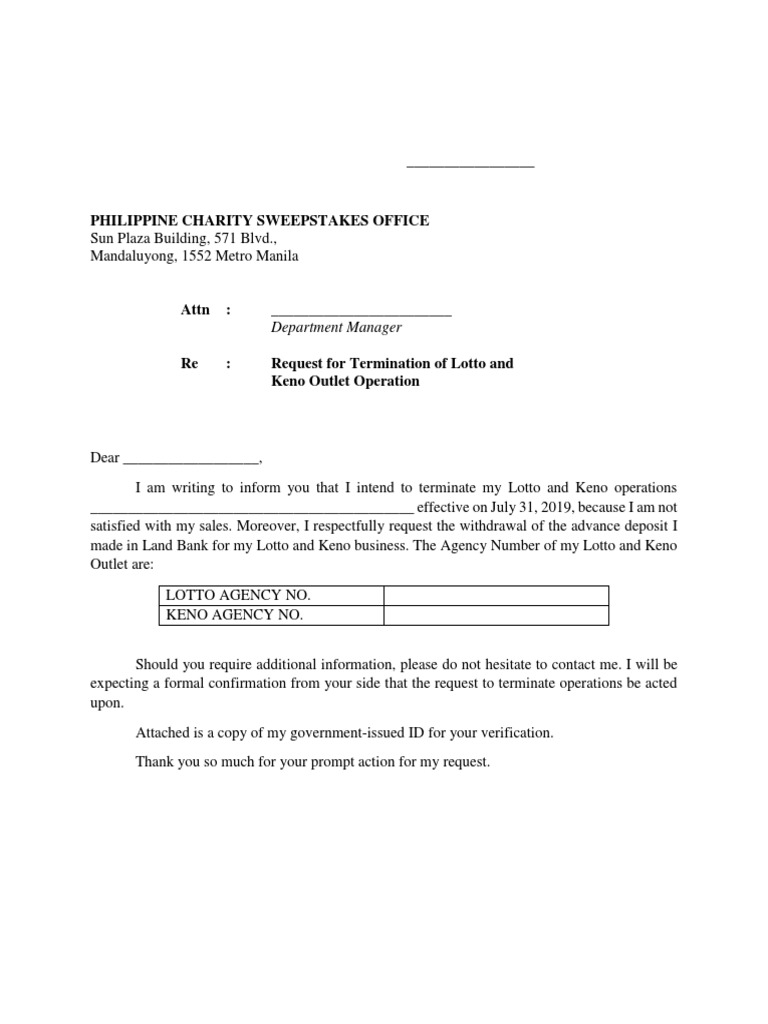 Request For Termination Letter from imgv2-2-f.scribdassets.com