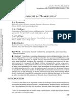 Thermal Transportin Nanoflids