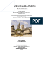 SM for Cement Industry - Feri Noviantoro