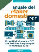 Pier Calderan - Il Manuale Del Maker Domestico.