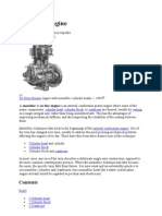 Monobloc Engine
