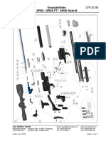 Parts Hammerli AR20