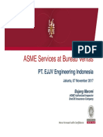 Presentation ASME
