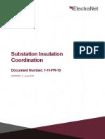 Substation Insulation Coordination