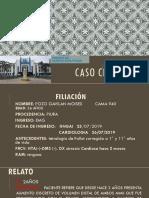 Caso Clinico POZO