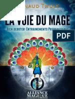 La Voie Du Mage_ Bien Debuter - - Arnaud Thuly