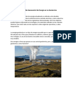 Proceso De Generación De Energía en La Geotermia.docx