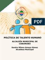 politica de talento humano