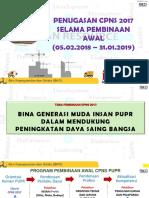 Penugasan CPNS 2017