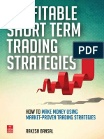 Profitable Short Term Trading Strategies