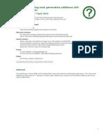 HTML 5 Draft Spec (11/11/10)