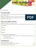 Français - Des légumes et jardin