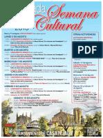 Semana Cultural 2019