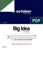 Onopia - Business Model October