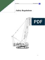 XGC180 -1- Reulaciones de Seguridad
