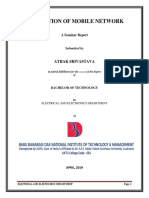 Report on autotransformer