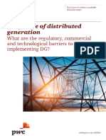 Distributed Generation Roundtable