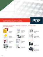 Catalogo Componentes y Equipos Solartec