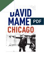 Mamet David - Chicago.doc