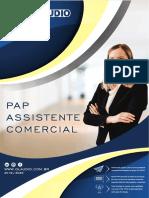 PAP ASSISTENTE COMERCIAL