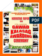 17th Gawad Kalasag Awarding Ceremony PDF