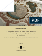 A Justica Restaurativa No Direito Penal Secundario Os Crimes Tributarios Nao Aduaneiros, Essencialmente Fiscais, Cometidos Por Entes Colectivos