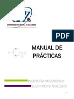 Electronica Analogica Ingenieria Mecatro