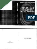 Autopiedade Neurótica e Terapia Anti Queixa - Gerard J.M. Van Den Aardweg