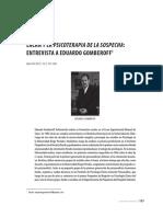 Entrevista Eduardo Gomberoff